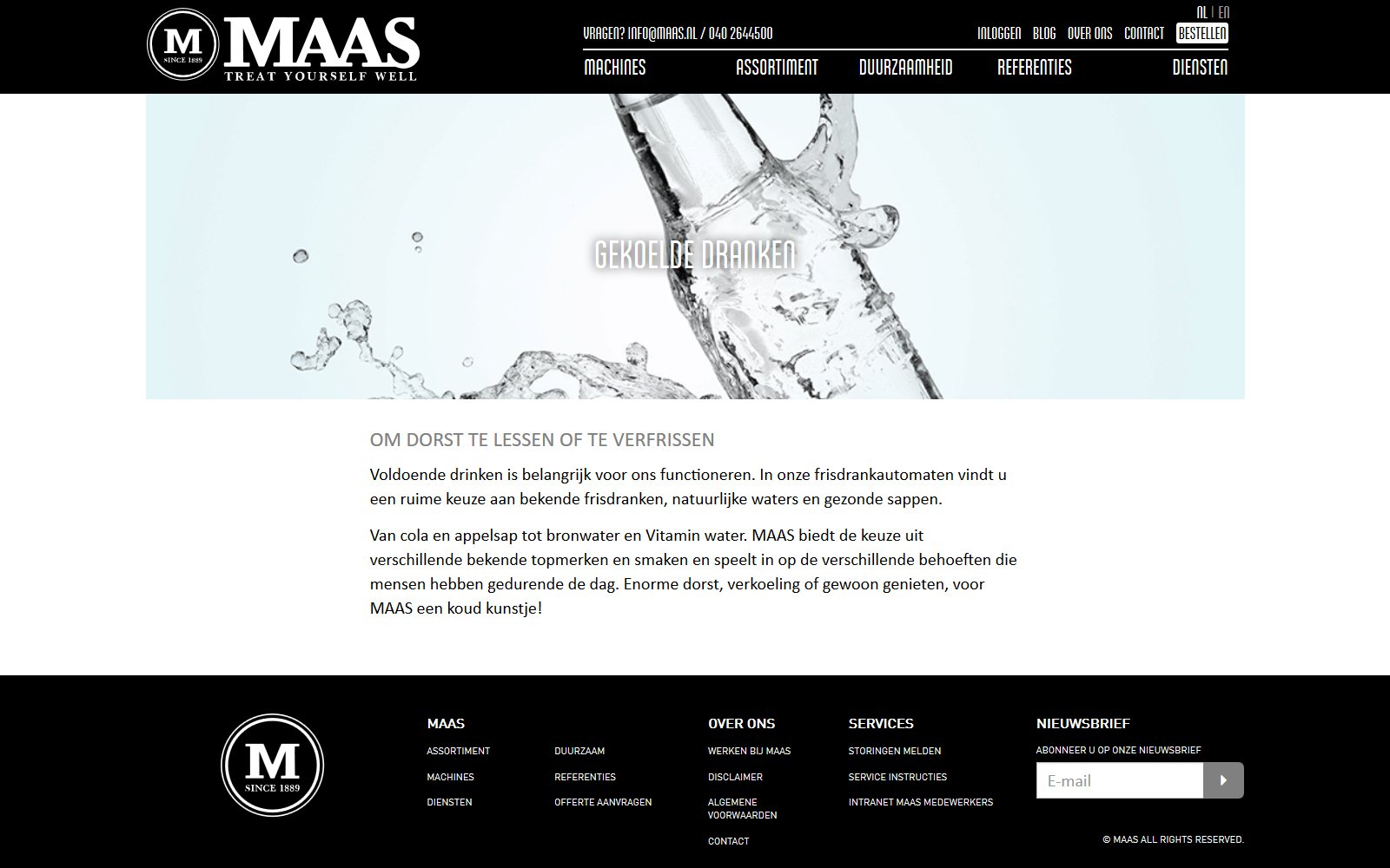Maas screenshot 2