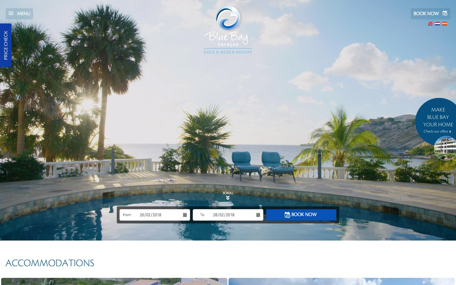 Blue Bay Curaçao screenshot 1