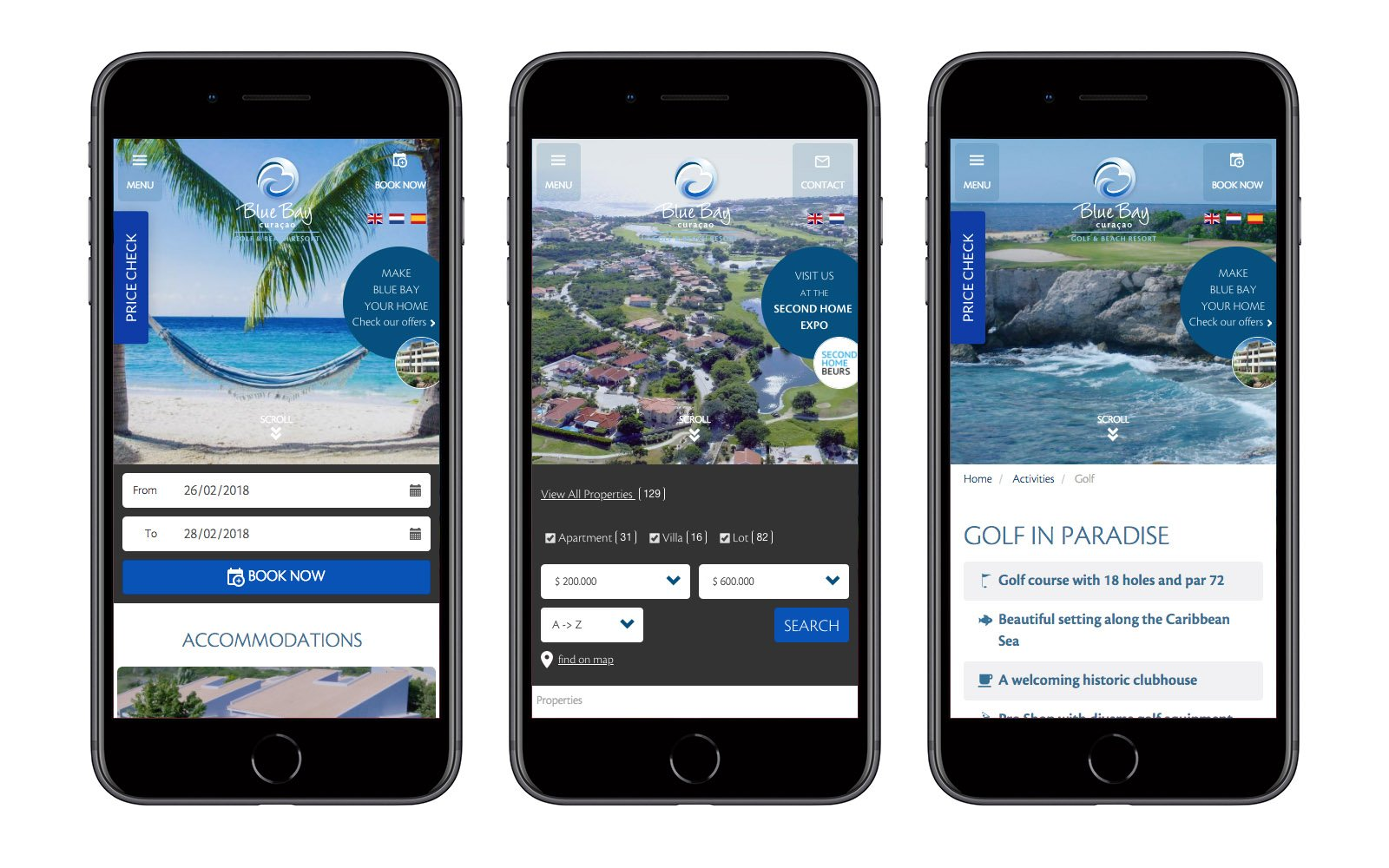 Blue Bay Curaçao screenshot 2