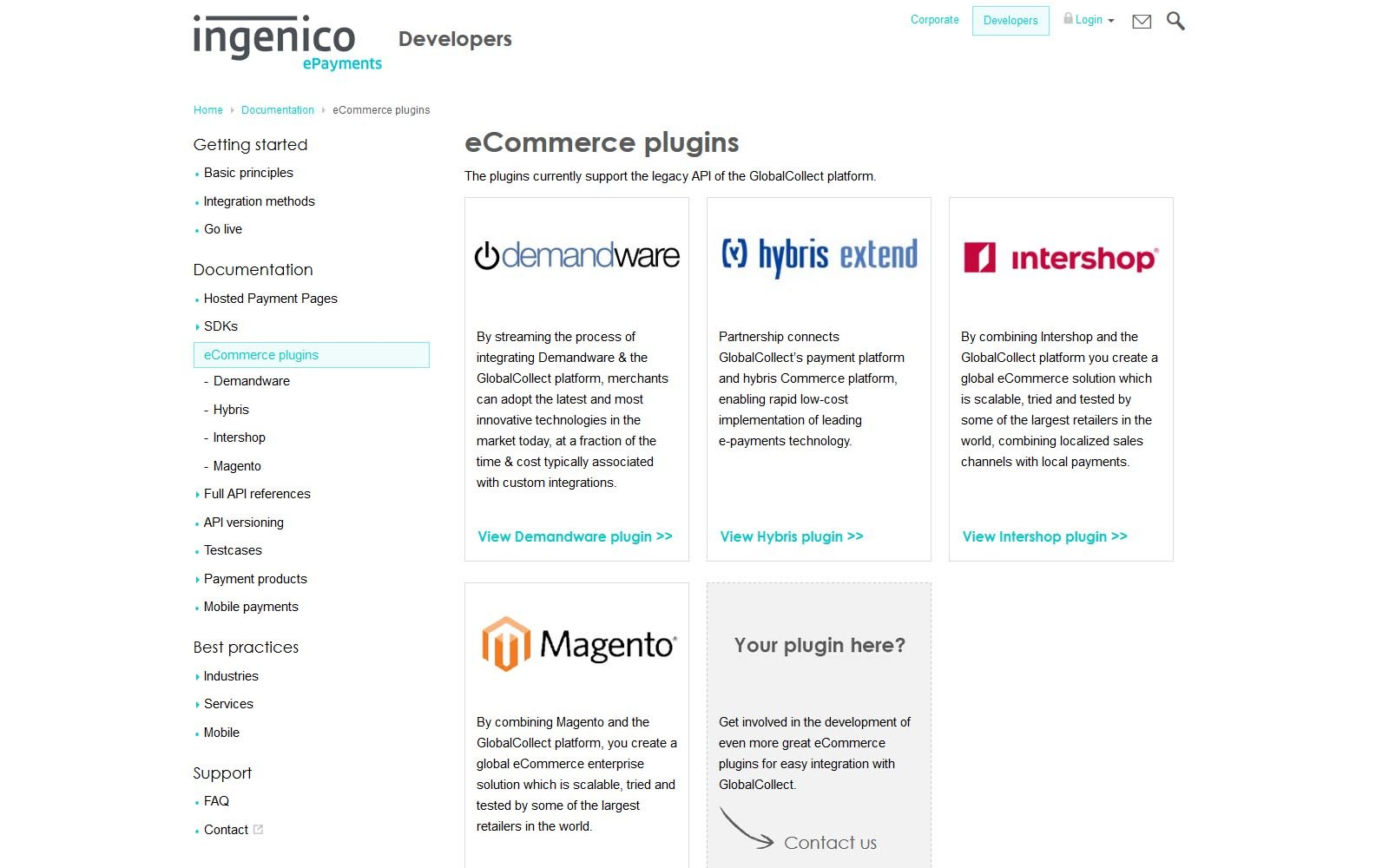 Ingenico ePayments screenshot 2